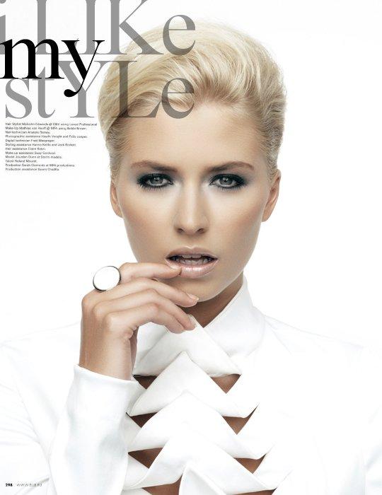 Lena Gercke Beauty 1