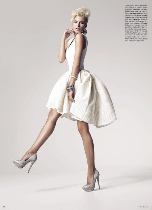 Lena Gercke Fashion